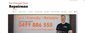 The Garage Door Repairman in Melbourne