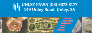 Unley Pawn Shop in Adelaide