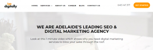 Up Digitally marketing agency in Adelaide