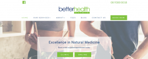 betterhealth weight loss clinic in Perth