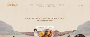 brika greek restaurant in perth