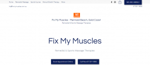 fix my muscles in gold coast