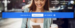 phone fix repair services in sydney
