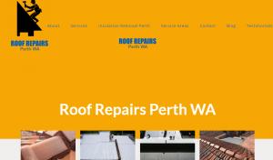 roof repairs perth wa