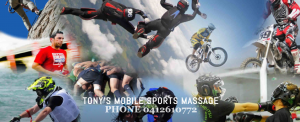 tony's mobile sports massage in gold coast