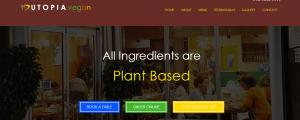 utopia vegan restaurant in canberra