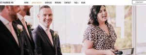 Becky Married Me Marriage Celebrant Services in Newcastle