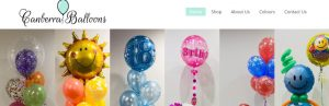 Canberra Balloons Party Supplies