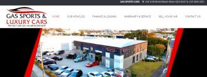 Gas Sports and Luxury Cars BMW Dealers in Brisbane