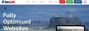 Jezweb Web Designers in Newcastle