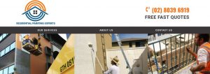 Residential Painting Experts in Sydney