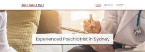 Richard Wu, Psychiatrist in Sydney