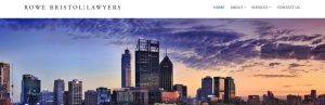 Rowe Bristol Consumer Protection Lawyers in Perth