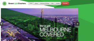 Green Light Couriers in Melbourne