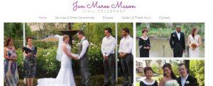Jane Maree Mason, Marriage Celebrant in Melbourne