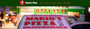 Mario's Pizza in Perth