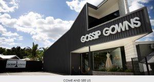 Gossip Gowns Formal Wear in Brisbane