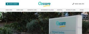 Ozcare Nursing Home in Gold Coast