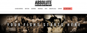 Absolute Mixed Martial Arts School in Melbourne