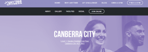 Anytime Fitness Trainers in Canberra