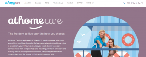 At Home Care Services in Perth