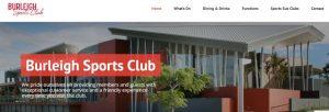 Burleigh Sports Club in Gold Coast