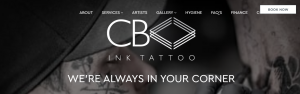 CB Ink Tattoo and Piercing Services in Brisbane