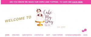 Cake My Day by Jo in Brisbane