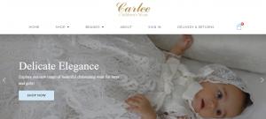 Carlee's Children's Wear in Canberra