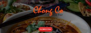 Chong Co Thai Restaurant in Gold Coast