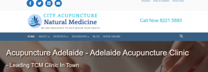City Acupuncture Pain Clinic in Adelaide