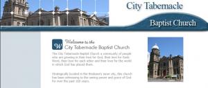 City Tabernacle Baptist Church in Brisbane