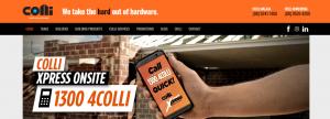 Colli Hardware Store in Perth