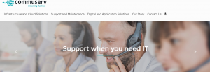 Commuserv IT Support in Adelaide