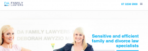 DA Family Lawyers in Brisbane
