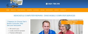 Dan's Mobile Computer Service in Newcastle