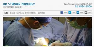 Dr Stephen Brindley, Orthopaedic Surgeon in Newcastle
