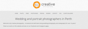 EJ Creative Photography and Videography in Perth