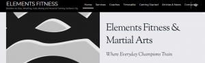 Elements Fitness Personal Training in Canberra
