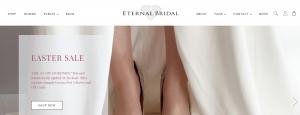 Eternal Bridal Shop in Sydney