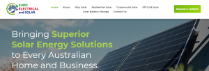 Euro Electrical and Solar Company in Melbourne
