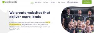 Excite Media Web Designers in Brisbane