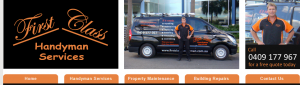 First Class Handyman Services in Gold Coast