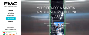 Fitness and Martial Arts Centre in Melbourne