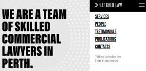 Fletcher Consumer Protection Lawyers in Perth