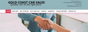 Gold Coast Car Sales