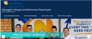 Guardian Pharmacy and Flu Shot Services in Newcastle
