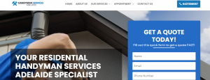 Handyman Services in Adelaide