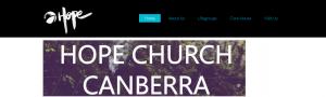 Hope Christian Church in Canberra