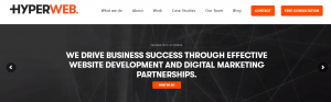 Hyperweb Website Designers in Newcastle
